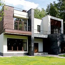 Проект «Загородный дом в КП Forest stone club»