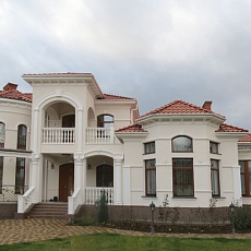 Residential house in the Crimea