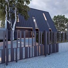 Проект ATTIC HOUSE