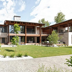 Проект «Omega House»