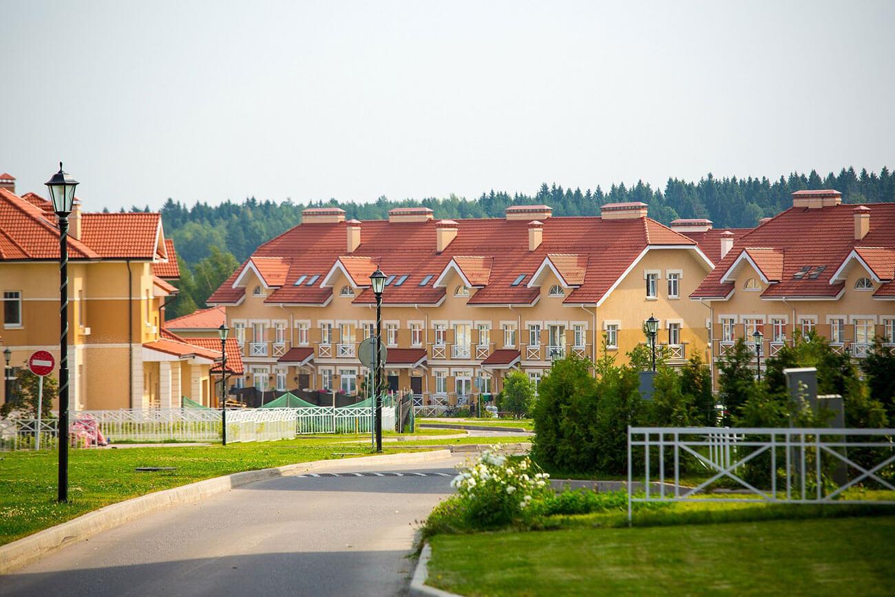 Коттеджный поселок «Новое Бакеево»